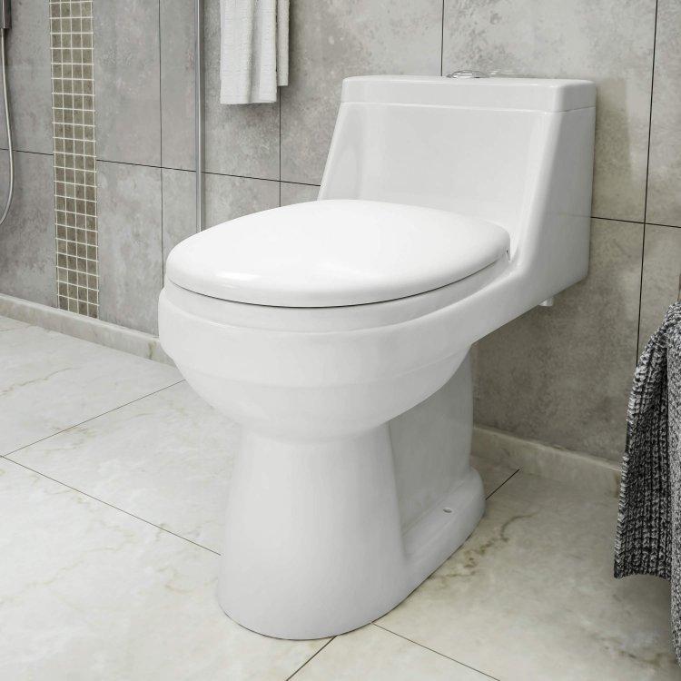 Vaso sanit rio com caixa acoplada gunna eternit branco em for Modelos de sanitarios