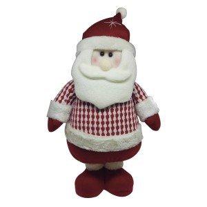 Boneco de Neve com Gorro 41cm Niazitex Colorido - MadeiraMadeira 09f5b5f3478