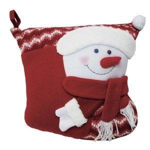 Boneco de Neve Presente 20cm Toronto Niazitex Colorido - MadeiraMadeira a2377ea4989