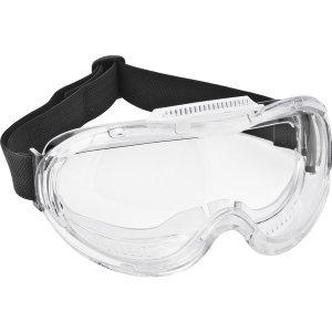 18b05ce2887c9 Óculos de segurança Foxter vermelho Vonder - MadeiraMadeira
