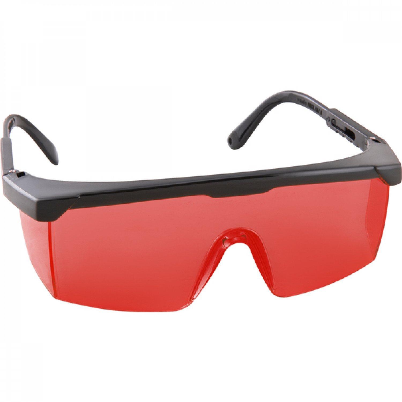 Óculos de segurança Foxter vermelho Vonder - MadeiraMadeira bbbd791a9e