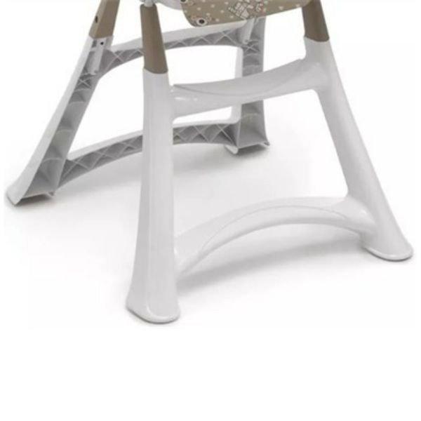 376fa0dcba Cadeira para Refeição Alta Premium Ursinha - MadeiraMadeira