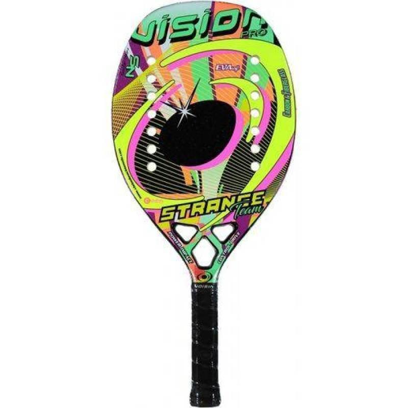 3b07387d6 Raquete de Beach Tennis Vision Strange Team
