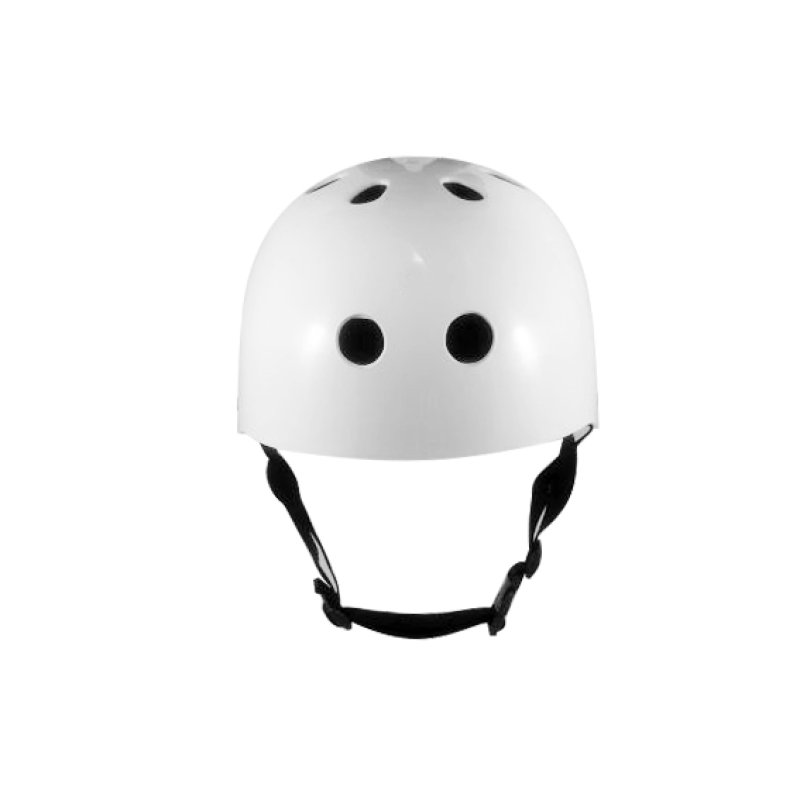 2d2108afb235c Capacete Skate Patins Montanhismo Profissional Branco P - MadeiraMadeira