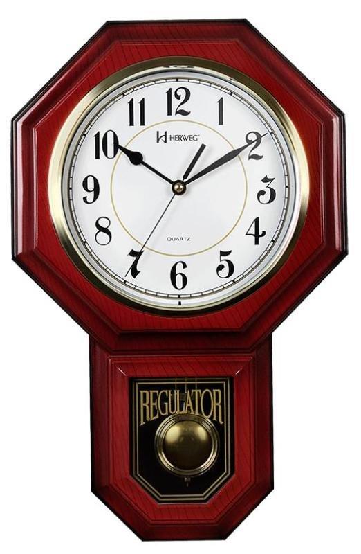 ce3dfb7f06386 Relógio de Parede Carrilhão a cordas Bim Bam Herweg - MadeiraMadeira