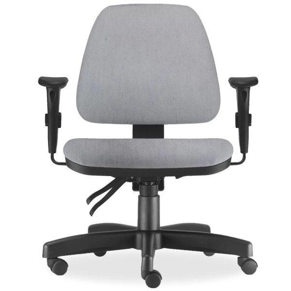 da2a59052d Cadeira de Escritório Giratória Executiva Ergonômica Sky Linho.