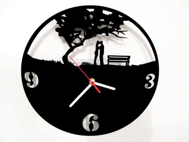 98423d944c2 Relógio de Parede Decorativo - Modelo Bagunça na Cozinha ...