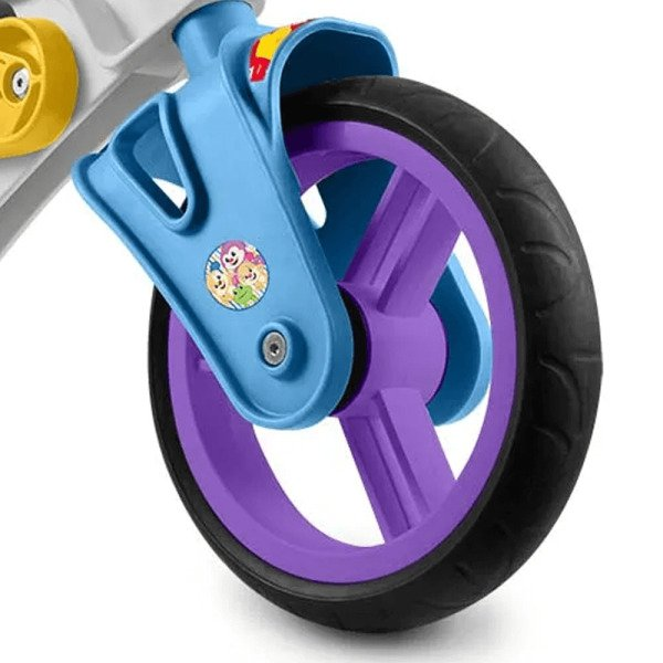 103240f2d Bicicleta de equilíbrio para crianças Fisher Price - ES166 ...