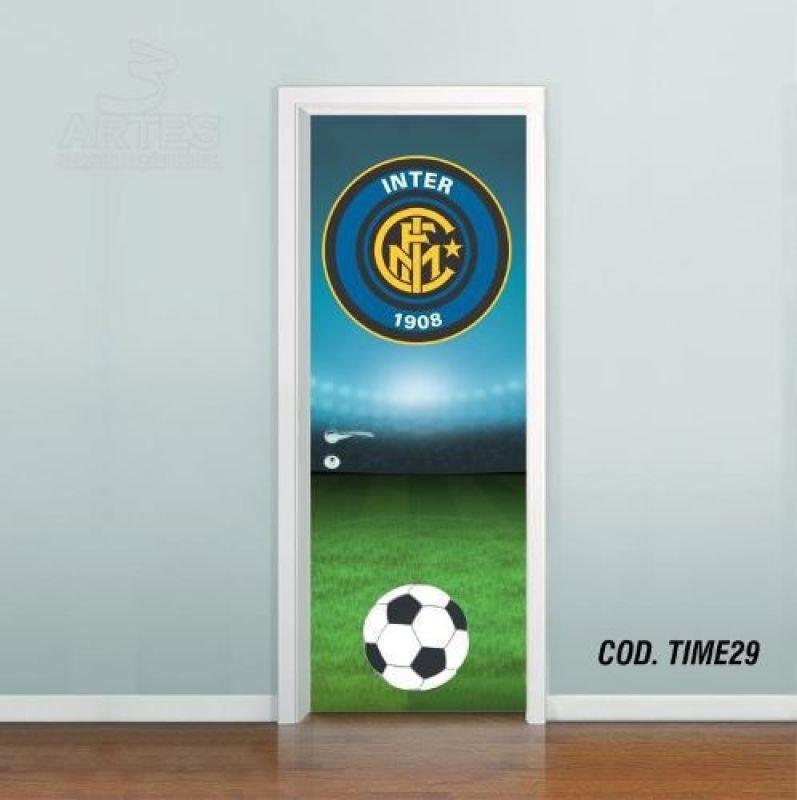 9bf160da15 Adesivo De Porta Futebol Inter De Milão - 0