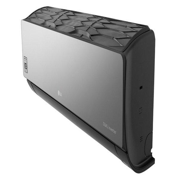 7ba0ce758 Ar Condicionado Split Hi Wall LG DUAL Inverter Artcool 22000 BTUs Quente  Frio 220V - S4-W24KERP1