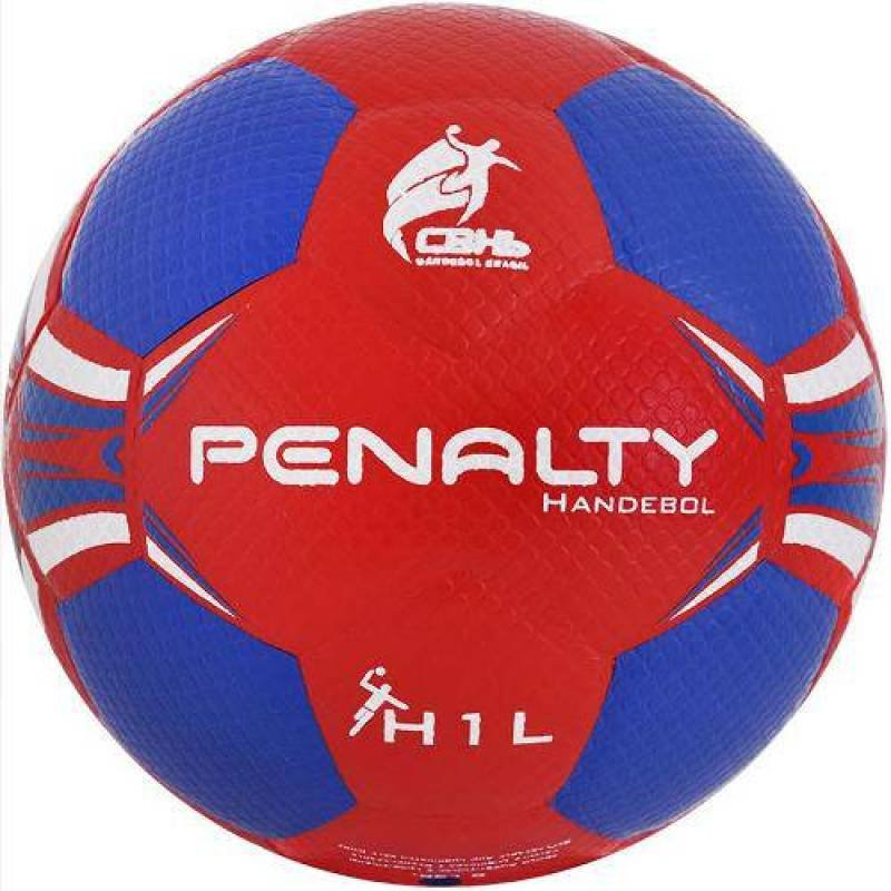d185fa4aec Bola de Handebol Oficial Hand Grip H1L Mirim sem Costura Penalty