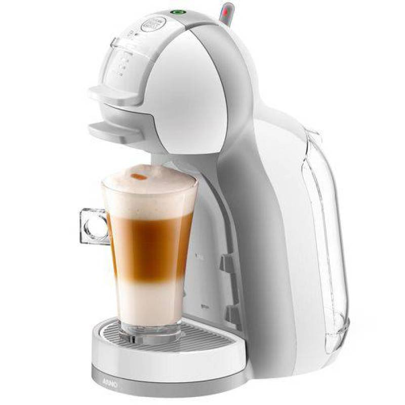 82df06b12 Cafeteira Expresso Arno Dolce Gusto Mini Me Automática - Branca undefined  Loading zoom · Máquina Nescafé Dolce Gusto Automática Mini Me Arno Branca -  S..
