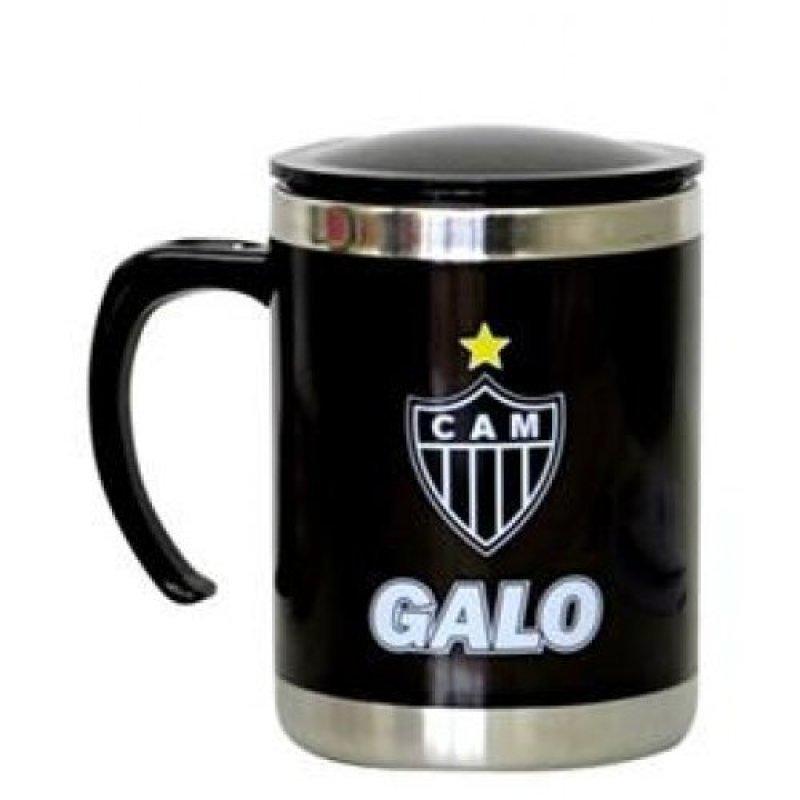 Caneca Térmica Lisa Clube Atlético Mineiro 450 Ml - MadeiraMadeira 7c2a1b787bea6