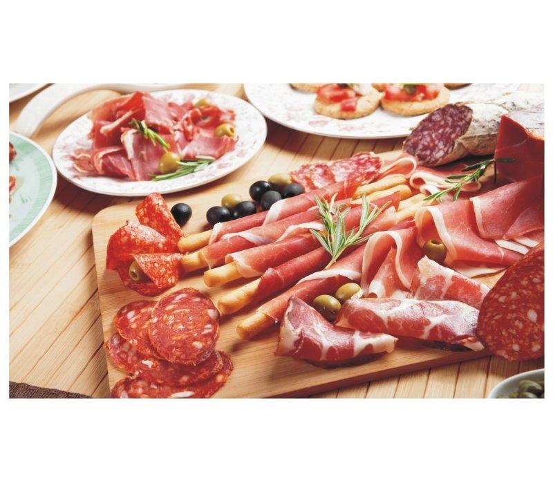 Adesivo De Parede Carne Churrasco Açougue Comida Mercado J05 ... 6e96775a61775