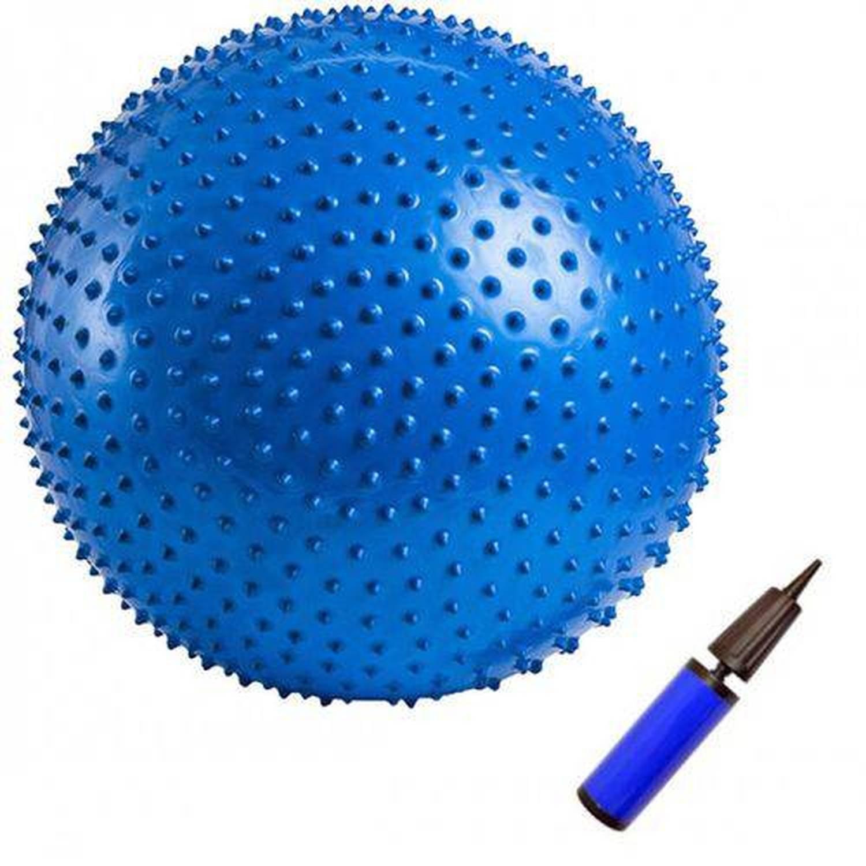 Bola de Massagem Inflável ACTE T9 65cm de Diâmetro com Bomba ... ecb1bcfaf0f51