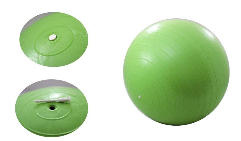 Bola Suíça LIVEUP LS3221 45 para Pilates 45 CM - MadeiraMadeira c0c13c44c1a28